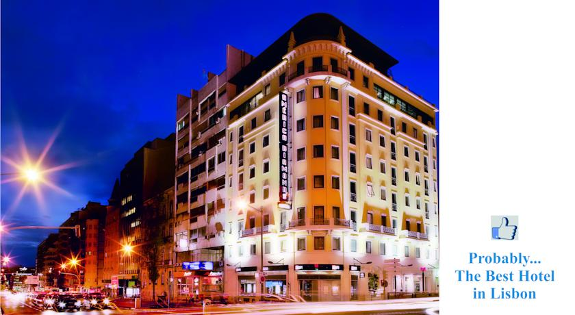 Foto of the America Diamond's Hotel, Lisboa (Lisboa)