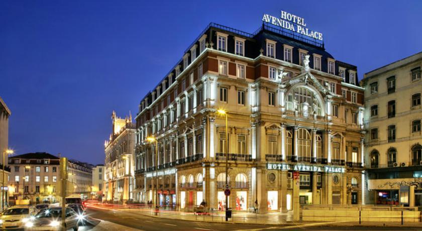 Foto of the Hotel Avenida Palace, Lisboa (Lisboa)