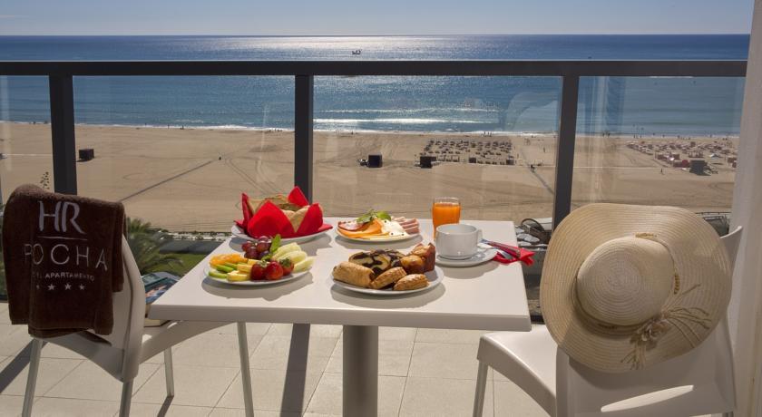 Foto of the Rocha Hotel Apartamento, Portimão (Algarve)