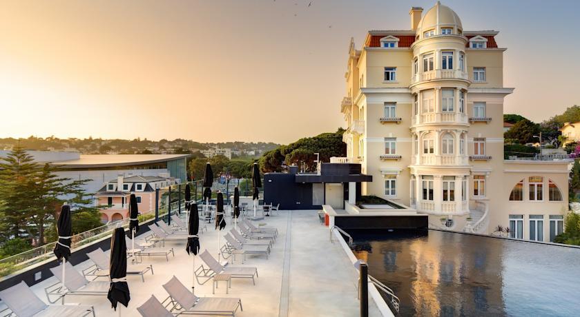 Foto of the Hotel Inglaterra, Estoril