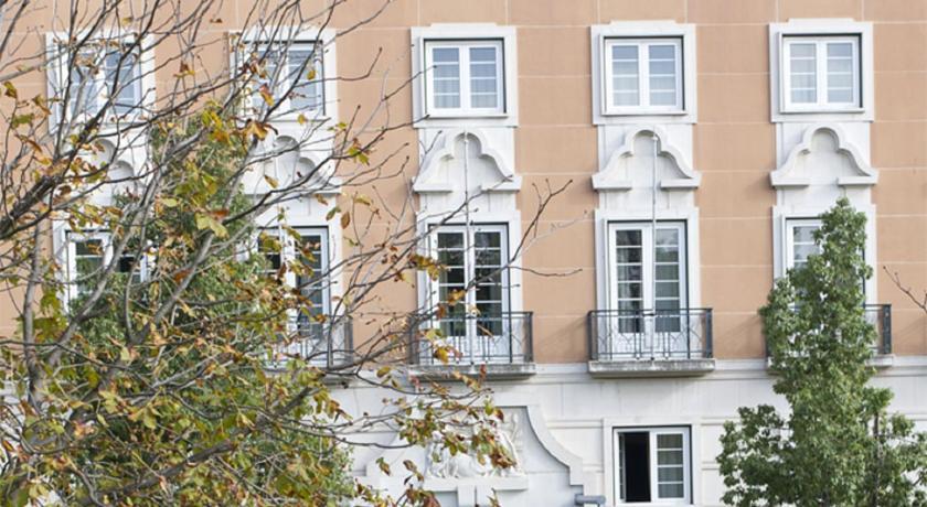 Foto of the Hotel Miraparque, Lisboa