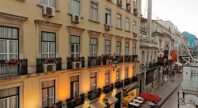 Foto of the hotel Residencial Florescente, Lisboa (Lisboa)