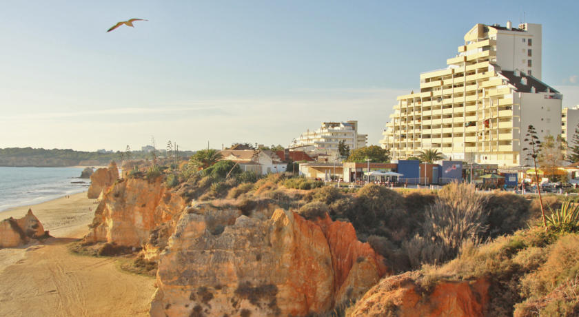 Foto of the hotel Apartamentos Rocha Praia Mar, Portimão (Algarve)
