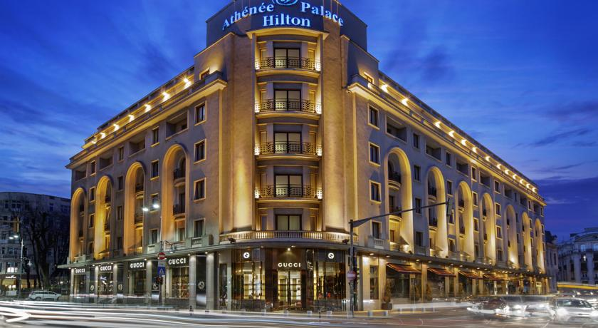 Foto of the hotel Athenee Palace Hilton Bucharest, Bucharest