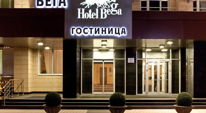 Foto of the Bega Hotel, Moscow