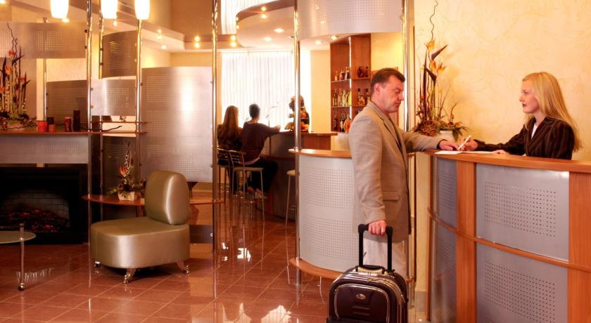 Foto of the Eurohotel Central, Ekaterinburg