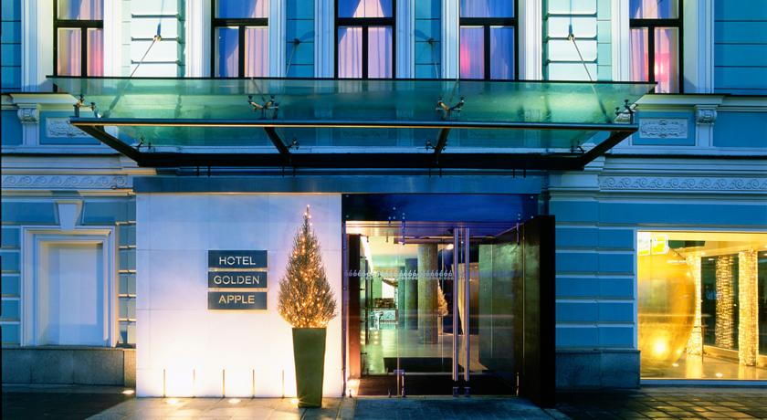 Foto of the Golden Apple Boutique Hotel, Moscow