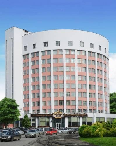 Foto of the Iset Hotel, Ekaterinburg