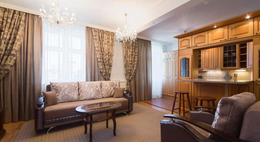 Foto of the hotel LikeHome Serviced Apartments on Arbat, Moscow