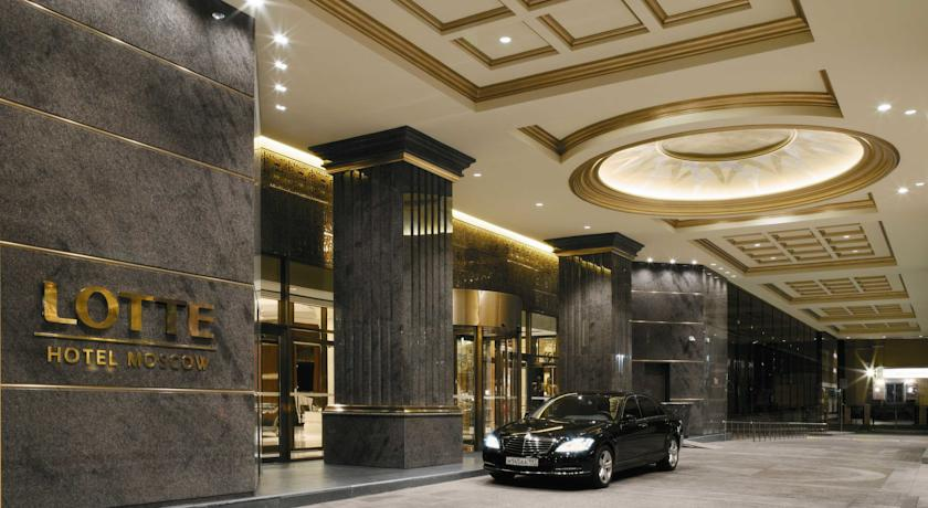 Foto of the Lotte Hotel Moscow, Moscow