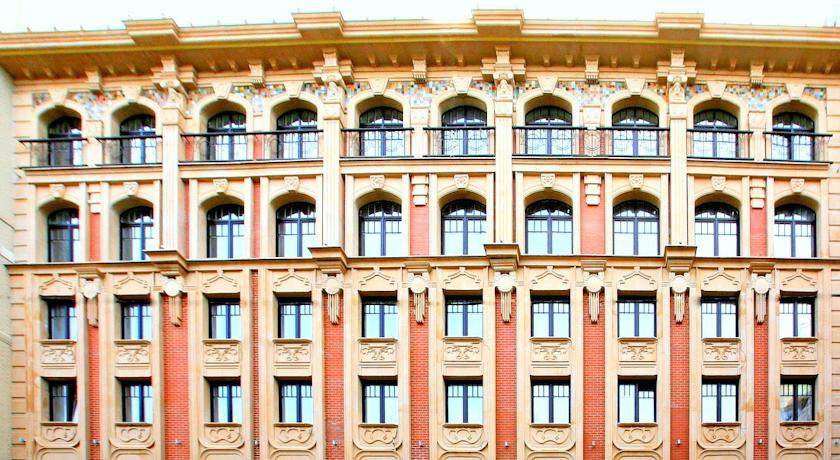 Foto of the Melody Hotel, Moscow