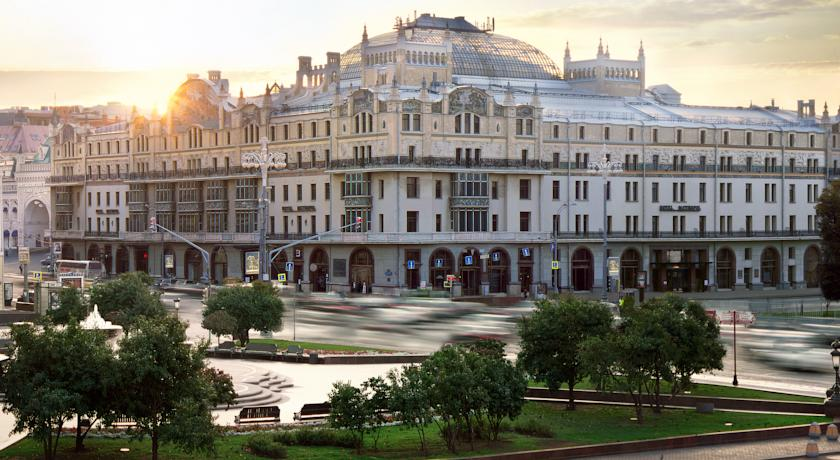 Foto of the hotel Metropol, Moscow