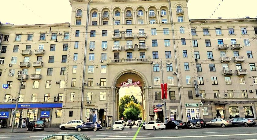Foto of the Moscow Style Hotel, Moscow