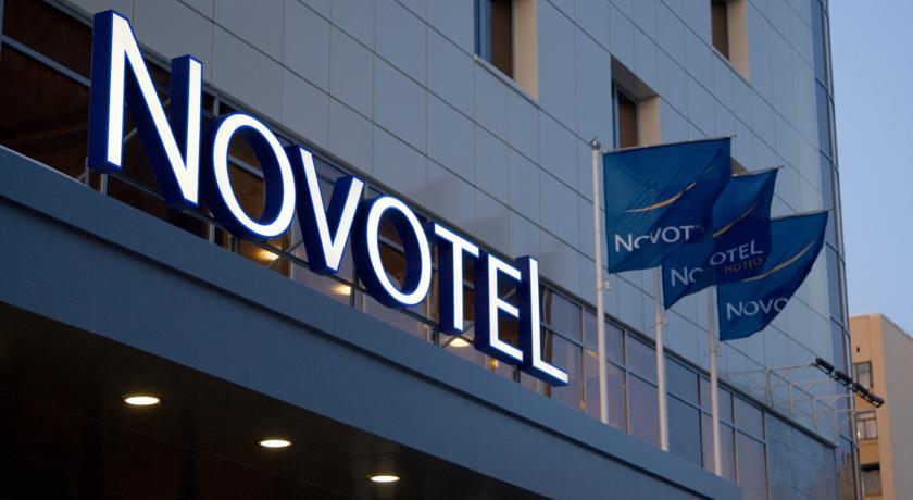 Foto of the hotel Novotel Ekaterinburg Centre, Ekaterinburg