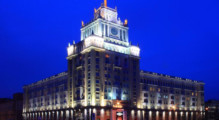 Foto of the Peking Hotel, Moscow