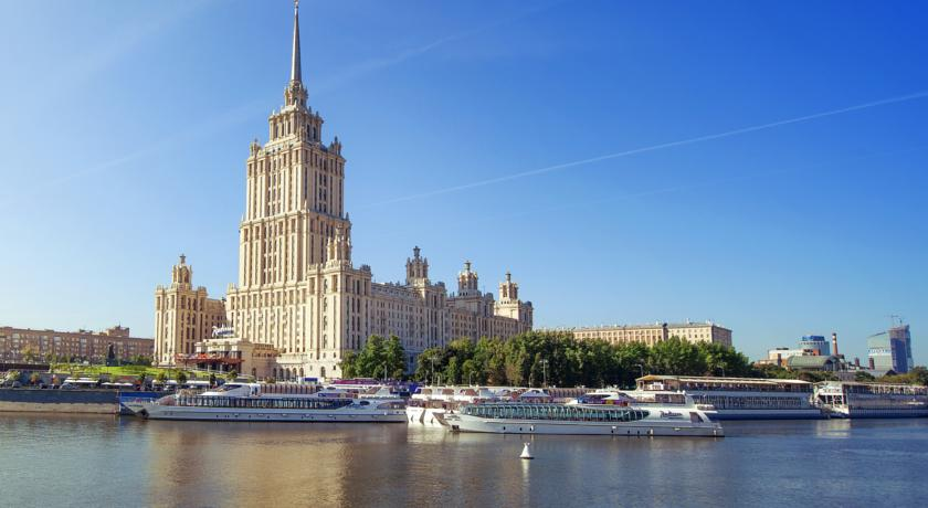 Foto of the Radisson Royal Hotel, Moscow