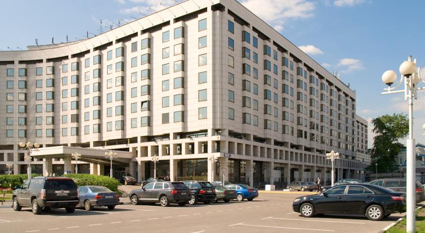 Foto of the Radisson Slavyanskaya Hotel & Business Center, Moscow