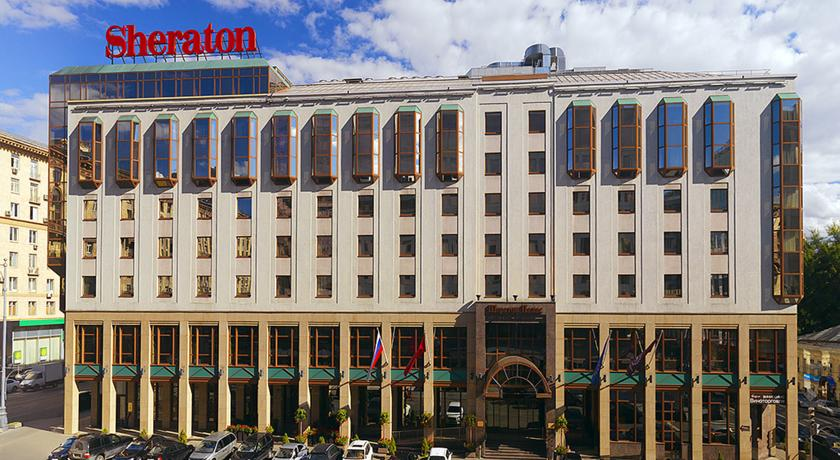 Foto of the Sheraton Palace Hotel Moscow, Moscow