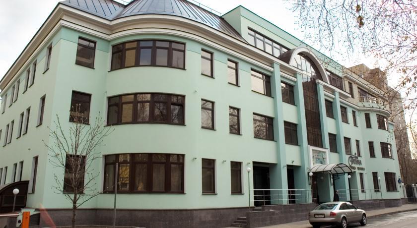 Foto of the Tatiana Hotel, Moscow