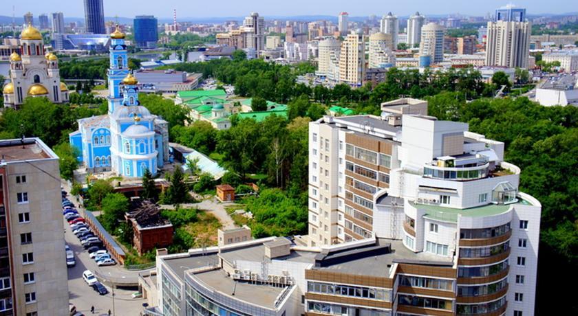 Foto of the Voznesensky Hotel, Ekaterinburg