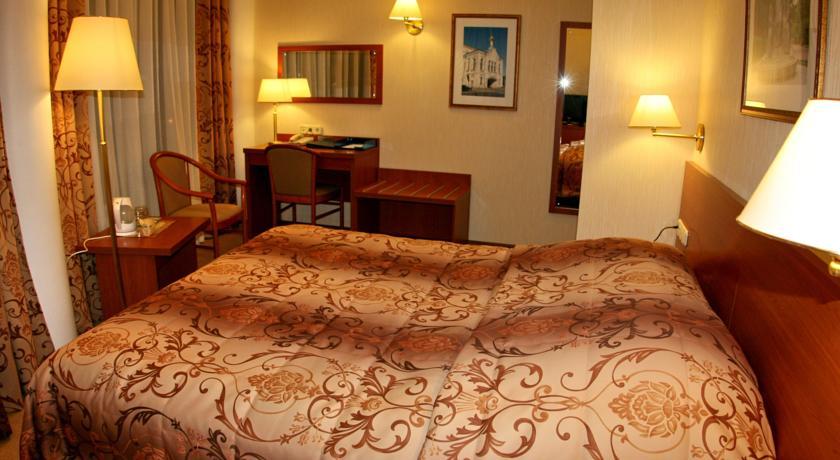 Foto of the Yubileinaya Hotel, Yaroslavl