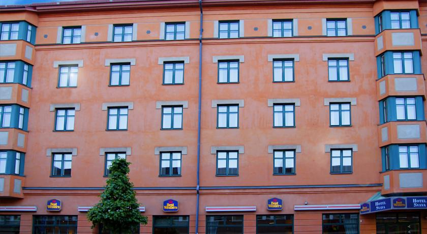 Foto of the Best Western Hotel Svava, Uppsala