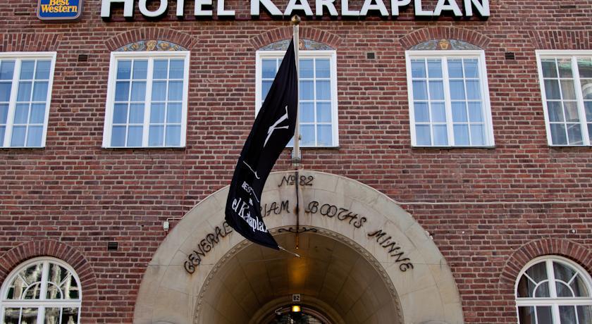 Foto of the Best Western Hotel Karlaplan, Stockholm