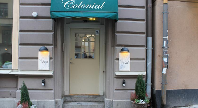 Foto of the Colonial Hotel, Stockholm