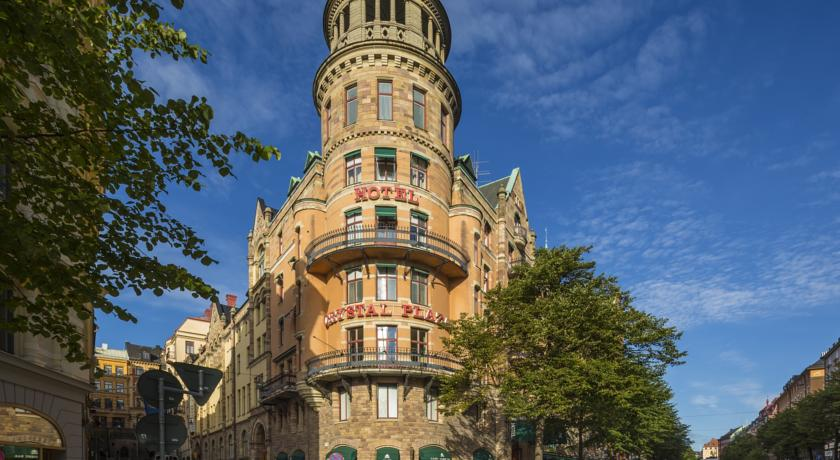 Foto of the Crystal Plaza Hotel, Stockholm