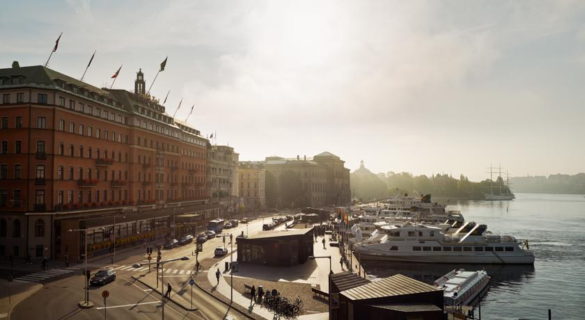 Foto of the Grand Hotel Stockholm, Stockholm