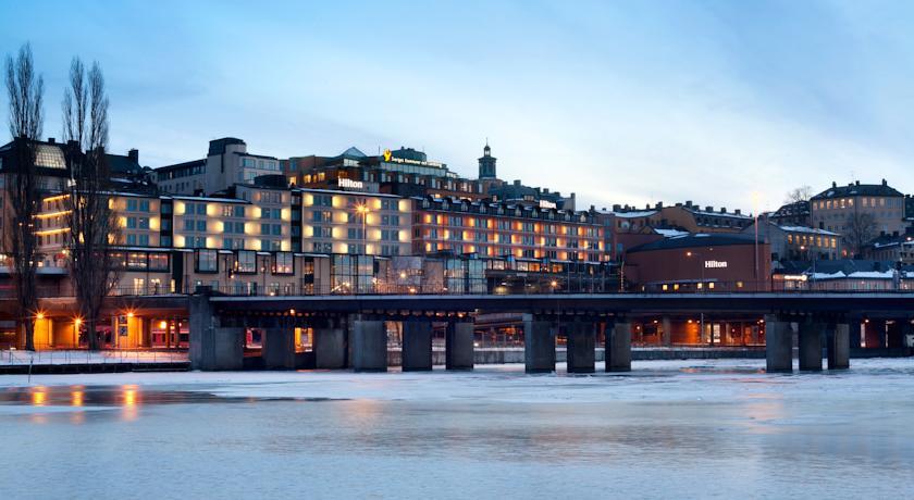 Foto of the Hilton Stockholm Slussen Hotel, Stockholm