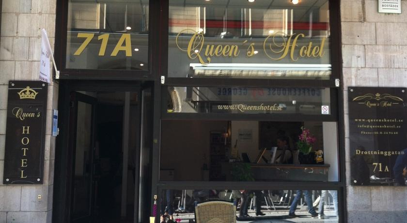 Foto of the Queen's Hotel, Stockholm