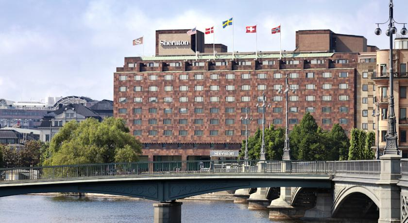 Foto of the Sheraton Stockholm Hotel, Stockholm