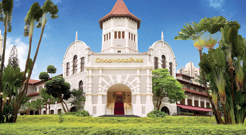 Foto of the Goodwood Park Hotel, Singapore