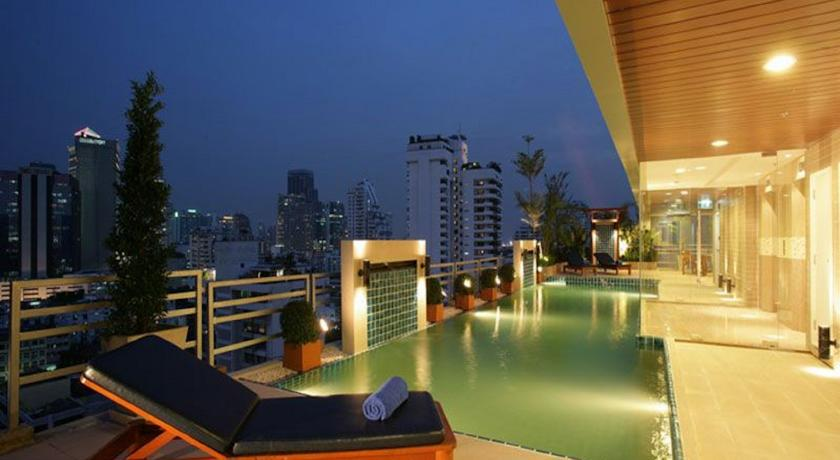 Foto of the hotel Adelphi Suites Bangkok, Bangkok