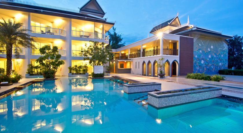 Anyavee Tubkaek Beach Resort 4*, Провинция Краби, Тайланд :: Рейтинг, Отзывы, Фото и Видео Туристов. Туры, On-Line Бронирование