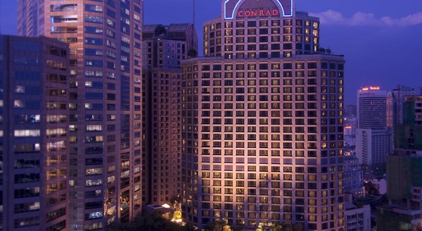 Foto of the hotel Conrad Bangkok Residences, Bangkok