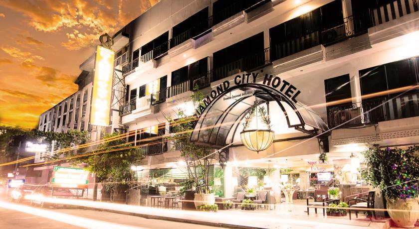 Foto of the Diamond City Hotel, Bangkok