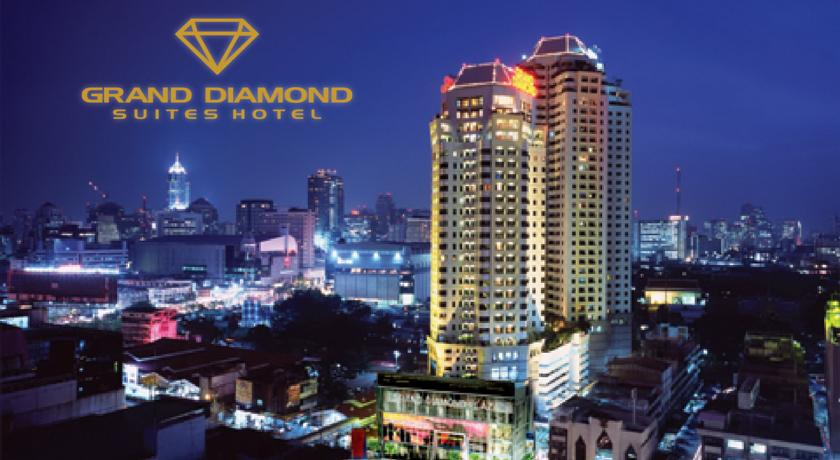 Foto of the Grand Diamond Suites Hotel, Bangkok