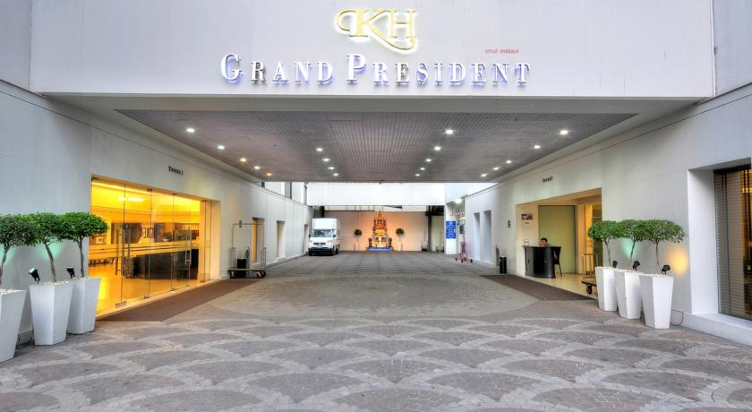 Foto of the hotel Grand President Bangkok, Bangkok