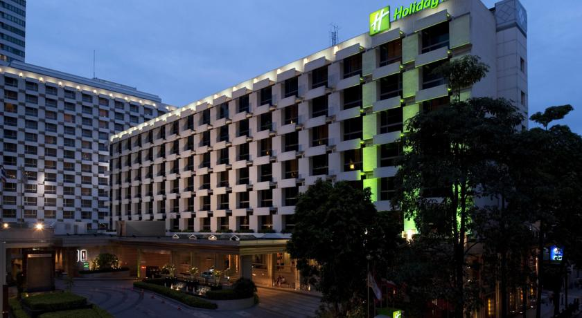 Foto of the hotel Holiday Inn Bangkok, Bangkok