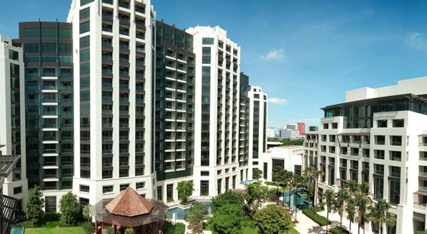 Foto of the hotel Kempinski Residences Siam, Bangkok