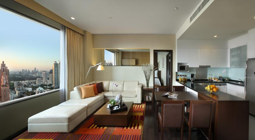 Foto of the hotel Marriott Executive Apartment Sukhumvit Park, Bangkok