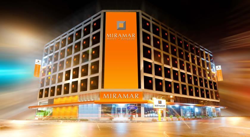 Foto of the Miramar Hotel, Bangkok
