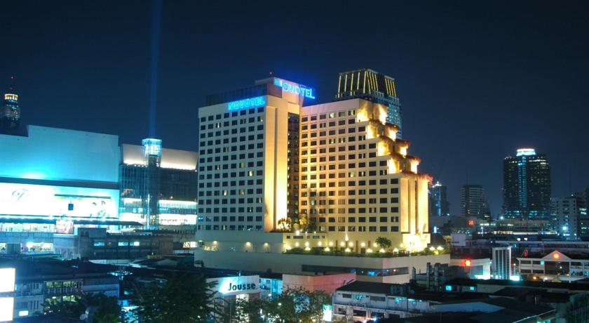Foto of the hotel Novotel Bangkok on Siam Square, Bangkok