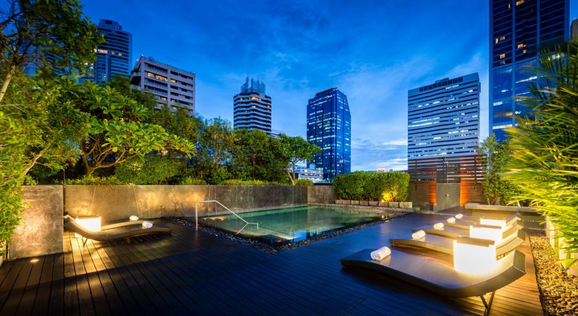 Foto of the hotel Oakwood Apartments Trilliant Sukhumvit 18, Bangkok