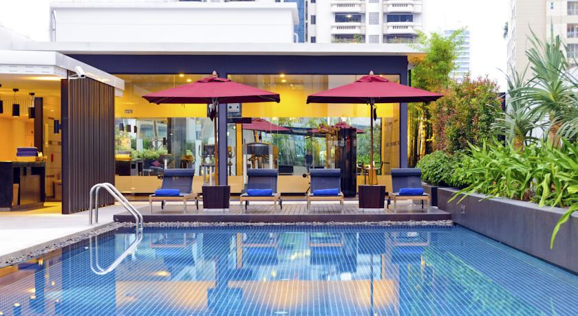 Foto of the hotel Park Plaza Bangkok Soi 18, Bangkok