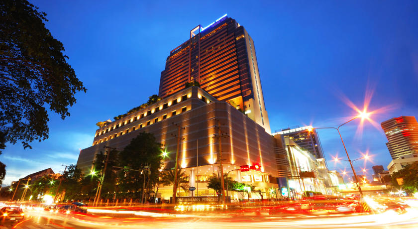 Foto of the Pathumwan Princess Hotel, Bangkok