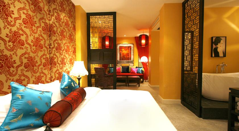 Foto of the hotel Shanghai Mansion (formerly Shanghai Inn), Bangkok