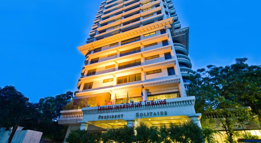 Foto of the President Solitaire Hotel & Spa, Bangkok